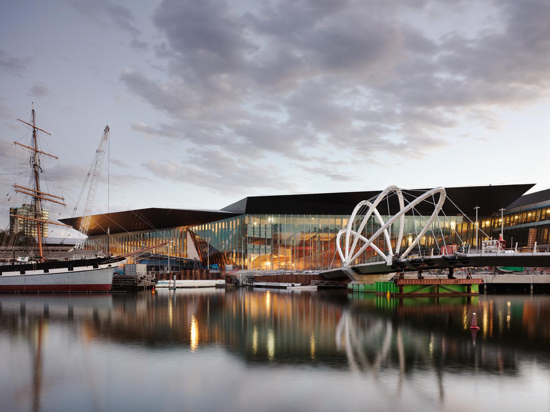 Melbourne Convention Centre - shenzhen king glass ...