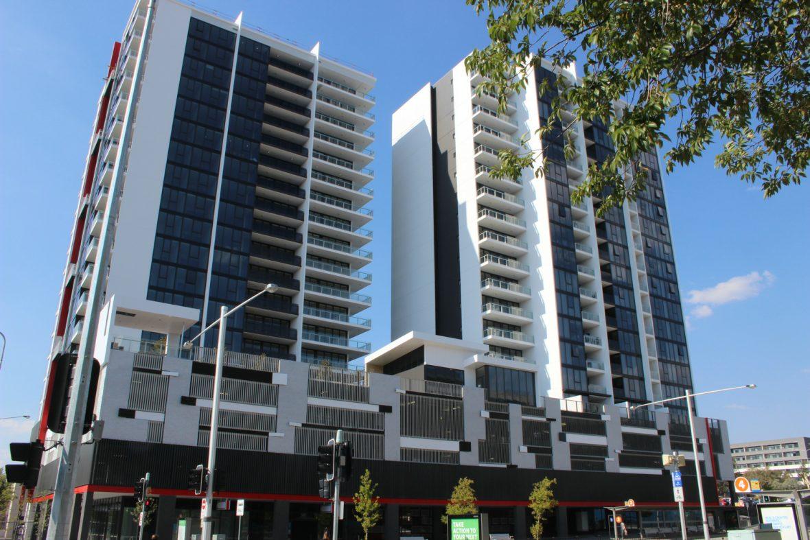 Sentinel Apartment