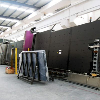 LISEC DGU Production Line